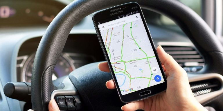 Google will offer its free GPS navigation service on the iPhone