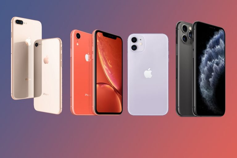 guide to choosing the right Apple smartphone for you