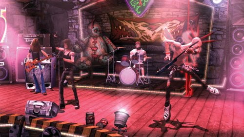 Guitar Hero III Legends of Rock for Mac on sale on December 10th