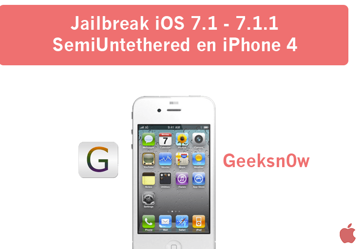 Hacker Get the Jailbreak of an iPhone 5s with iOS 7.1.1