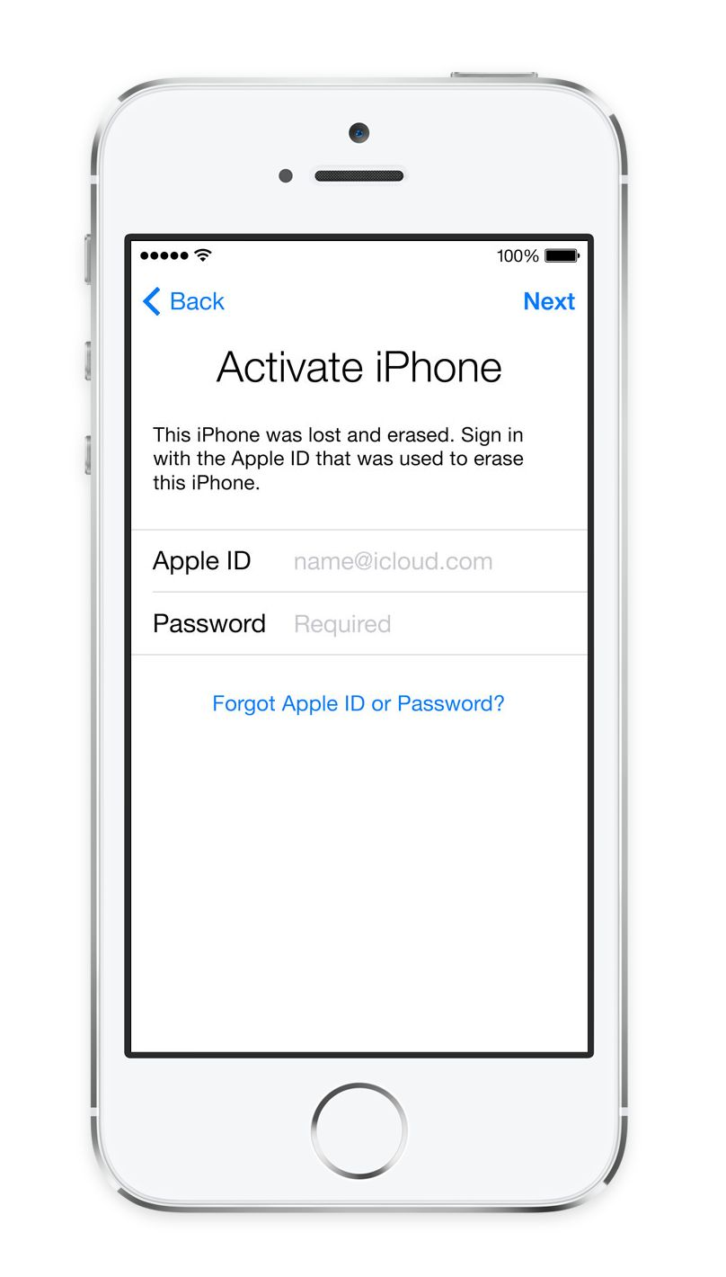 Hackers Get iOS 7 Activation Lock on iPad and iPhone