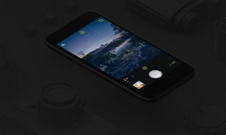 Halide brings the world of photography into the iPhone dimension
