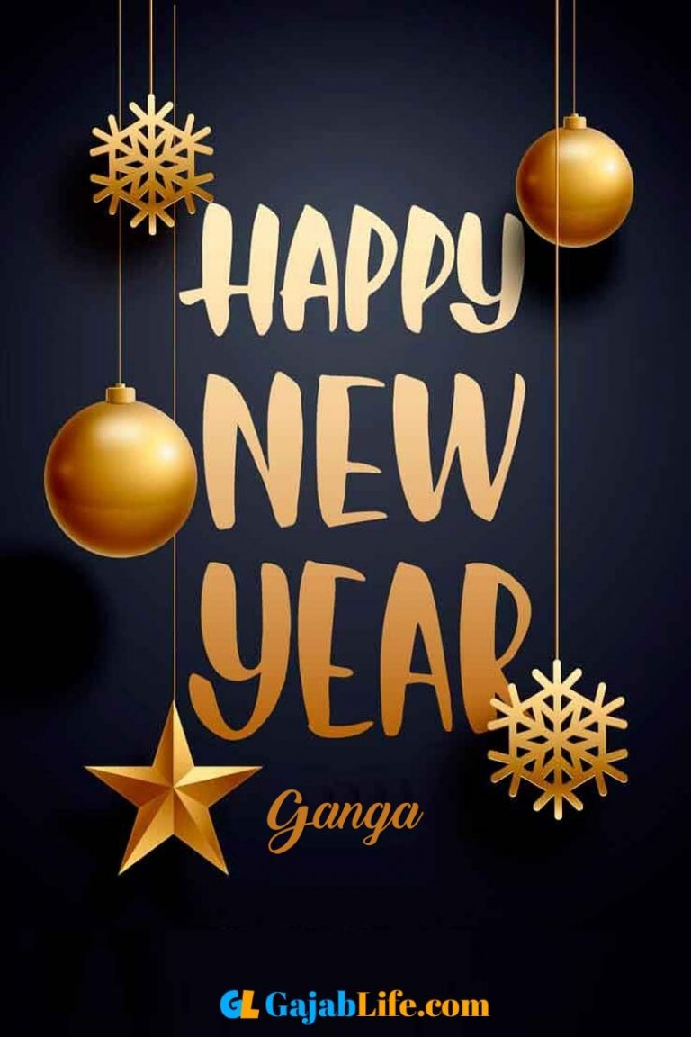 Happy holidays… and happy Gangas!