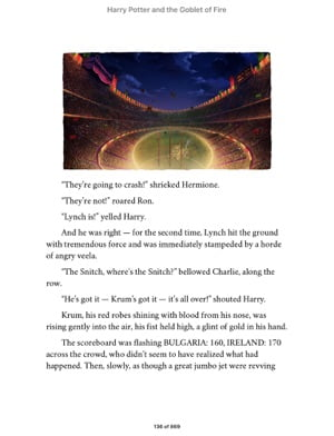 Harry Potter and the Mystery of the Prince (Enhanced Edition) in Apple Books