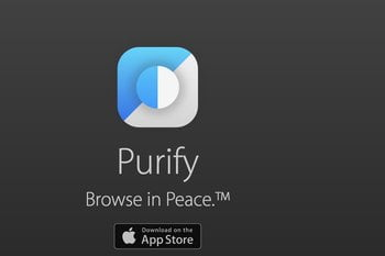 Here's how Purify, from the makers of uBlock, would block ads from the site if approved