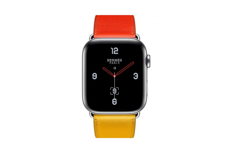 Hermès launches a new and exclusive strap for the Apple Watch, and you can only buy it in their official stores