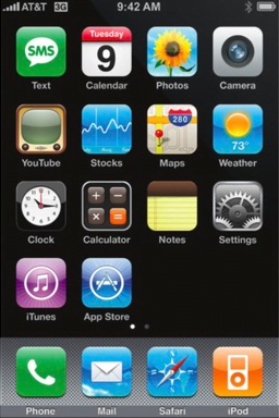 Hidden features in the iPhone 2.2 firmware TV out