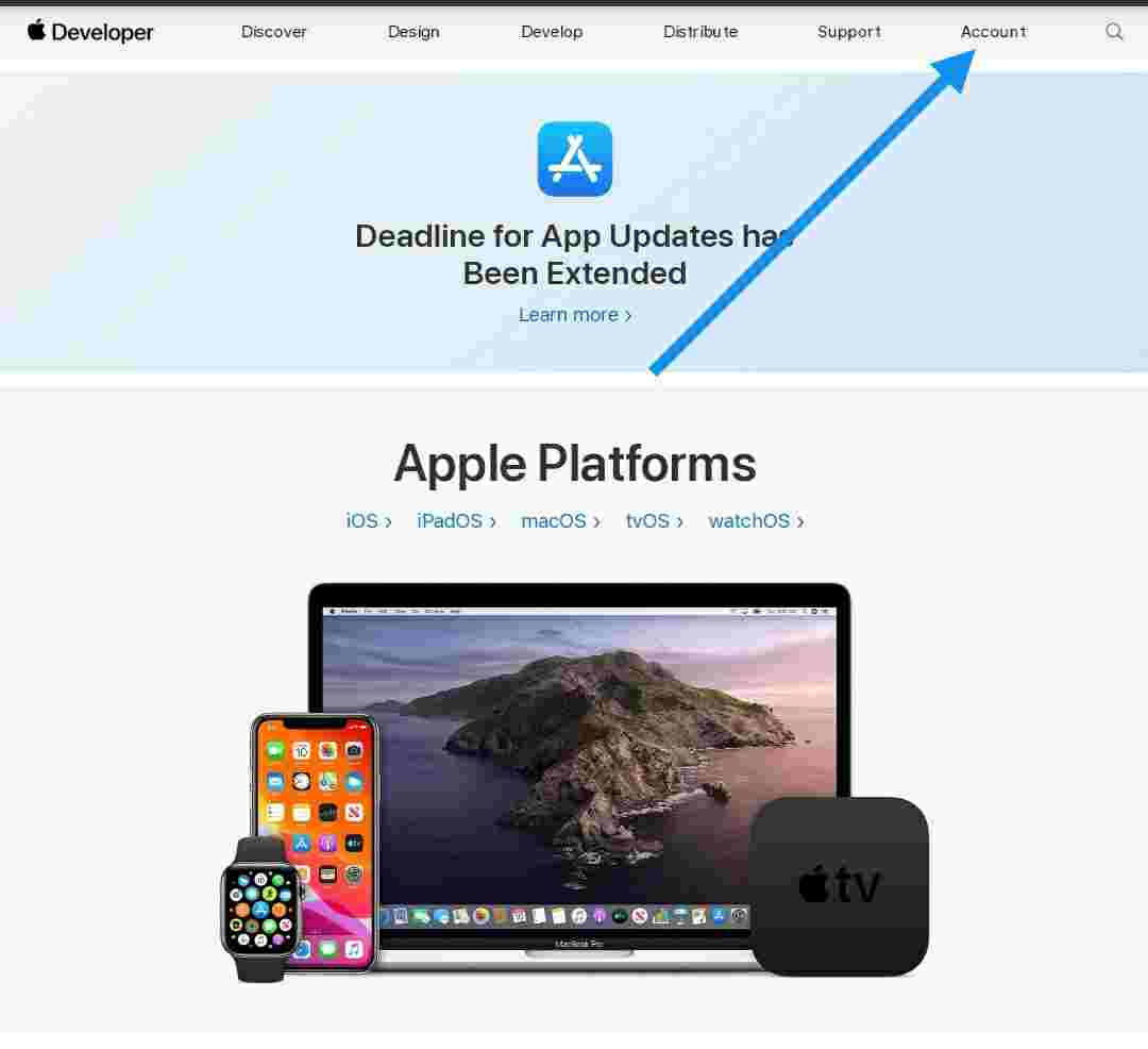 How to Create an Apple Developer Account