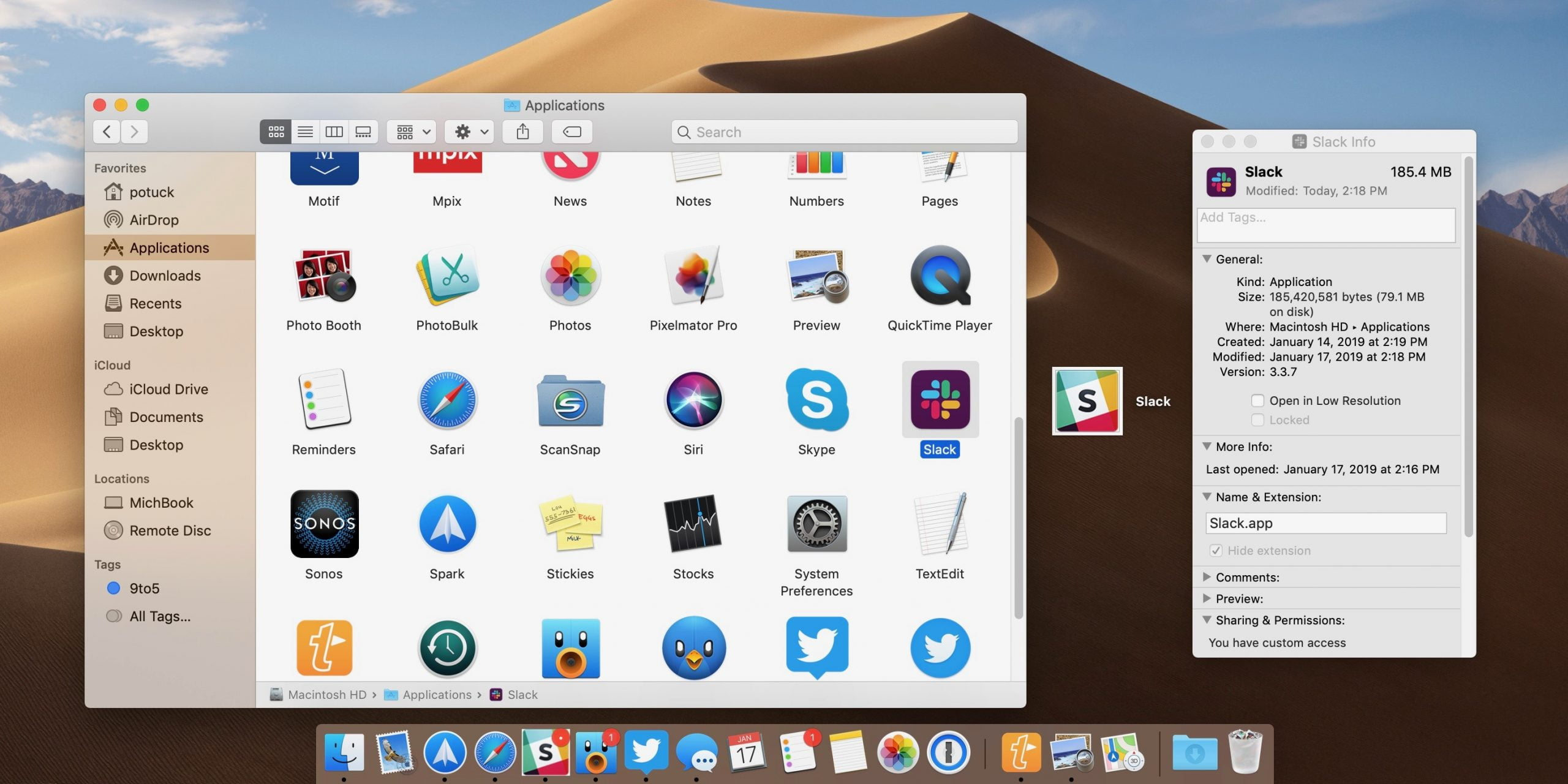 How to customize folder and application icons on our Mac