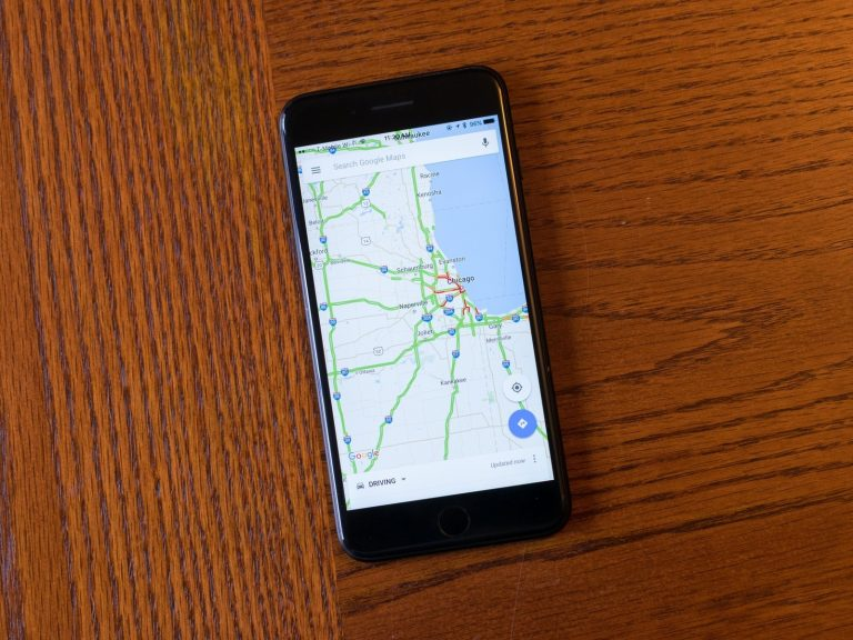 How to empty the Maps app history on our iPhone, iPad or Mac