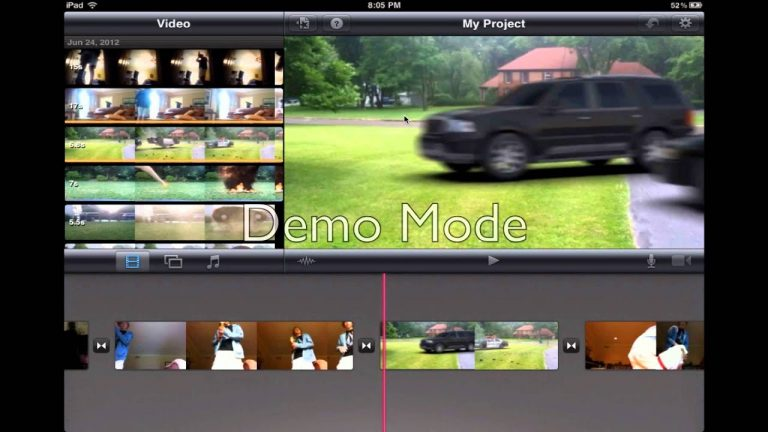 How to install iMovie on your first-generation iPad without Jailbreak
