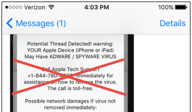 How to know if I have a virus on my iPhone and what I can do