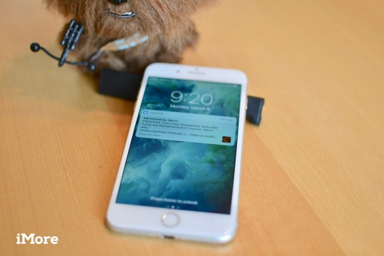 How to receive notifications from our iPhone or iPad with a flash