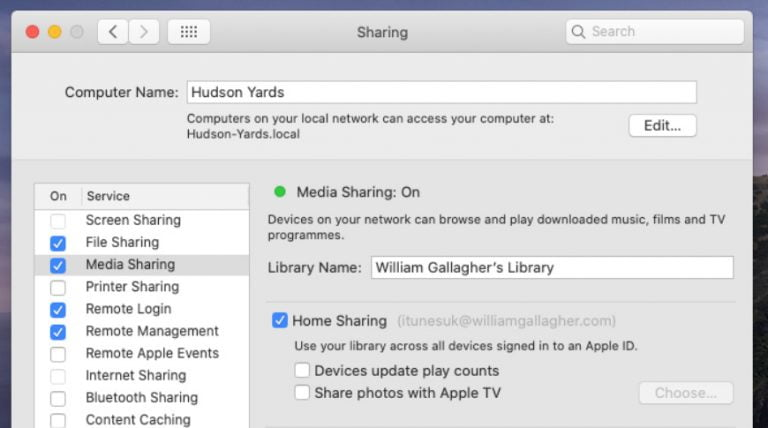 How to share photos with Apple TV