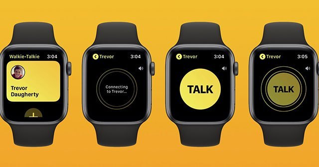 How to use the Walkie-Talkie on watchOS 5: a step-by-step guide