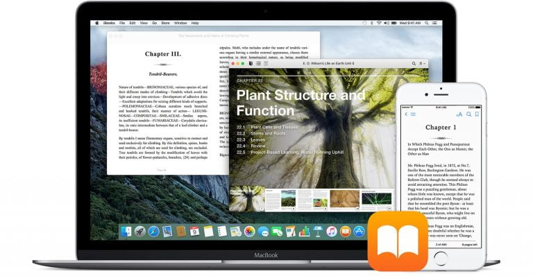 iBooks available only for the U.S. and will not come native to the iPad
