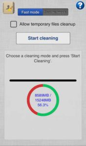 iCleaner Pro – Free up space on your iPad or iPhone with Jailbreak