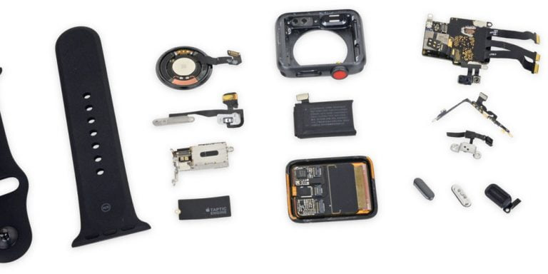 iFixit Unmounts iPad Mini 3 and Finds an NFC Controller