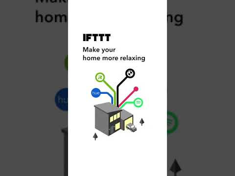 IFTT and App Store