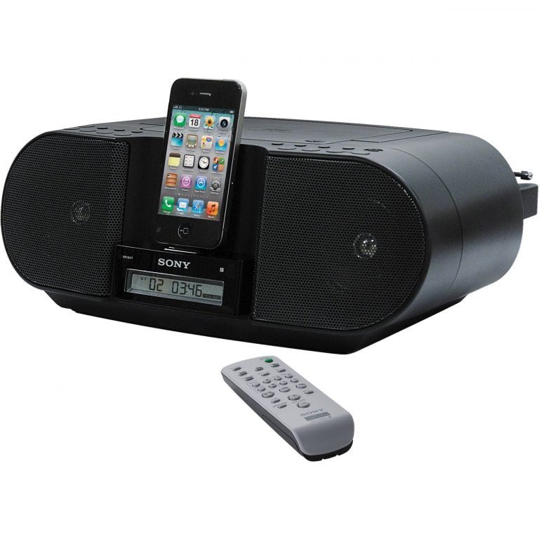 iHome iP4, boombox for iPod or iPhone
