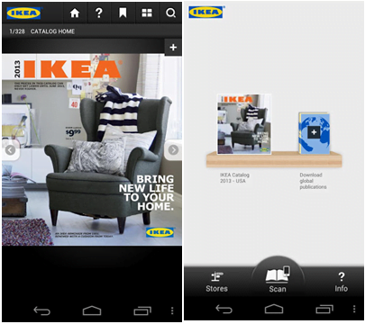 IKEA Interactive Catalogue for iPhone