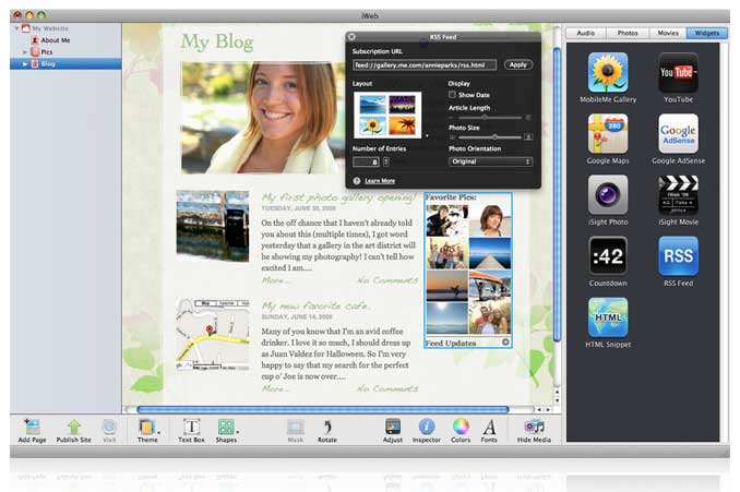 iLife 09, adding new options to five must-have programs