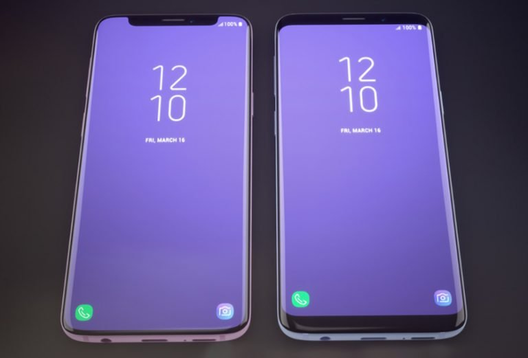 Imagine a Samsung Galaxy S9 with notch and it's… much better!