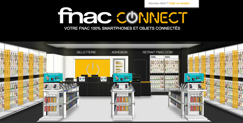 Impressions of the Apple Shop at Fnac in Barcelona