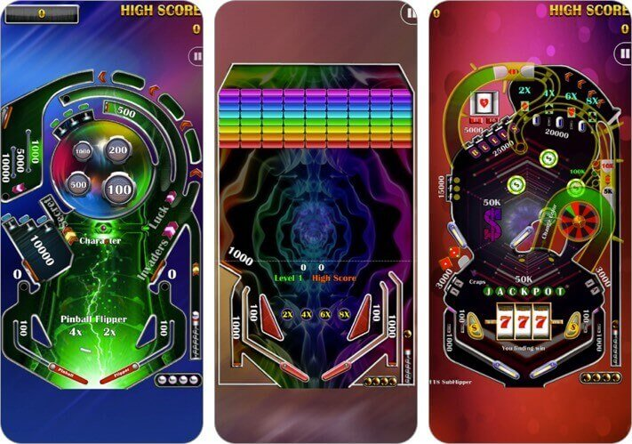 INKS, the Best Pinball Game of this Half Year for iPhone and iPad
