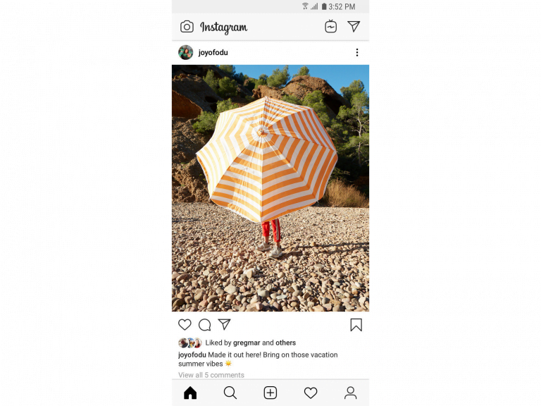 Instagram redesigns your camera and improves the experience for all users