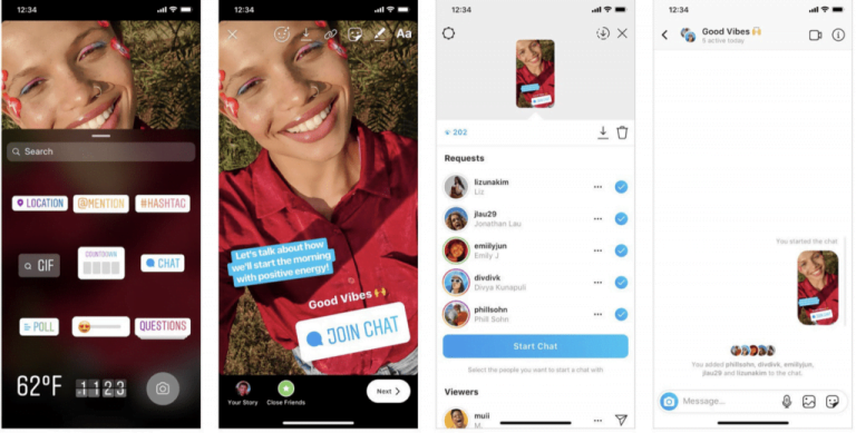 Instagram tries new ways to give you a choice of who can see your photos