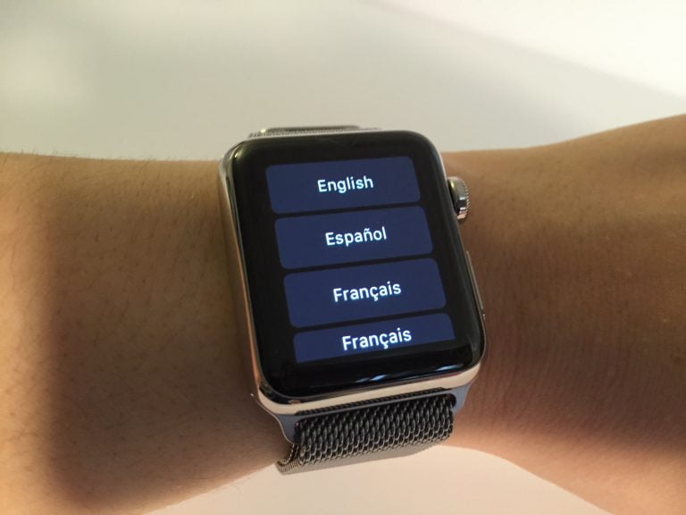 Install the Apple Watch Interface Concept on iPhone