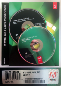 Interesting new features in version 5.5 of Adobe Creative Suite CS5