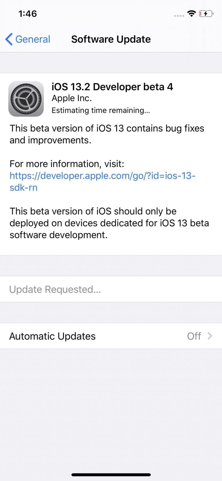 iOS 11.1 beta 2 now available What's new? Emojis and the solution to many bugs