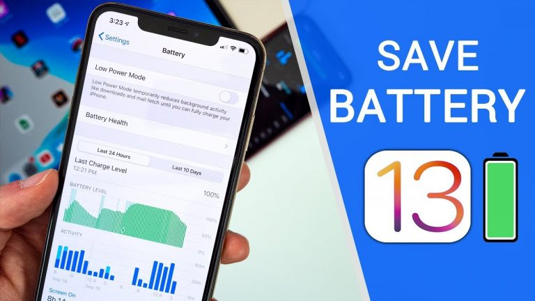 iOS 11 consumes your iPhone or iPad battery twice as fast