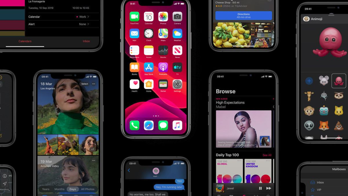 iOS 13 solves one of the problems with FaceTime and video calls: eye contact
