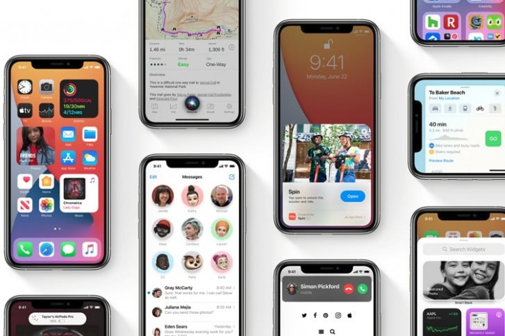 iOS 14 will allow you to choose the default mail and browser app