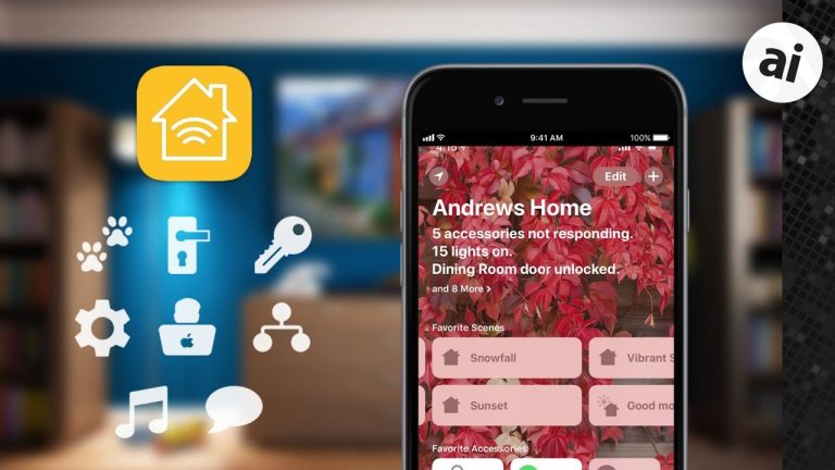 iOS 8 HomeKit will give our guests temporary access to use the house of the future