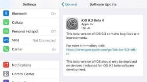 iOS 9.2 beta 4 now available to developers [Updated: also public]