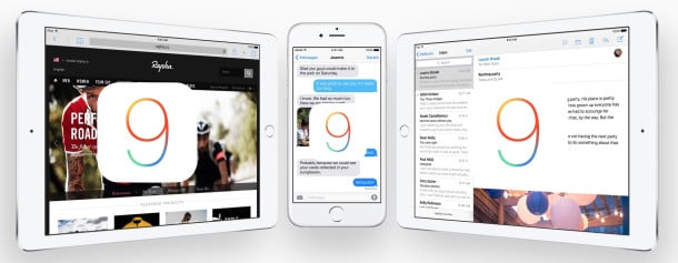 iOS 9 reaches its fifth developer beta (Public Beta 3 also available)