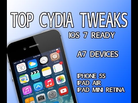 iPad 5 in Gray and Black, A7 is a Marketing Trick, Cydia and More