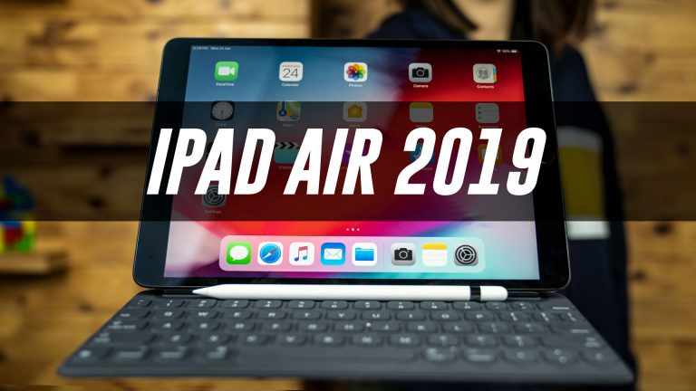 iPad Air, first contact and comparison with iPad mini and unboxing