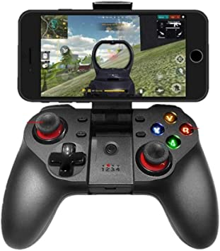 iPad games controlled by iPhone (I)