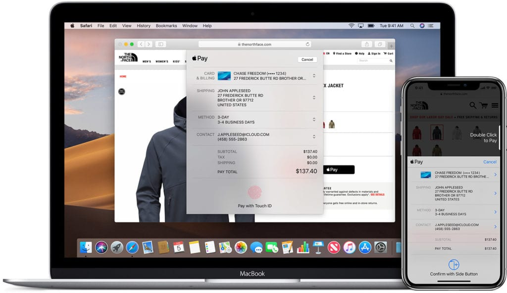 iPad with Vibration, iCloud, In-App Shopping, Fraud Reporting and more
