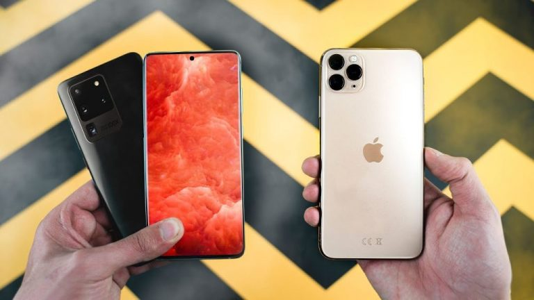 iPhone 11 vs Samsung Galaxy S20, which is better?