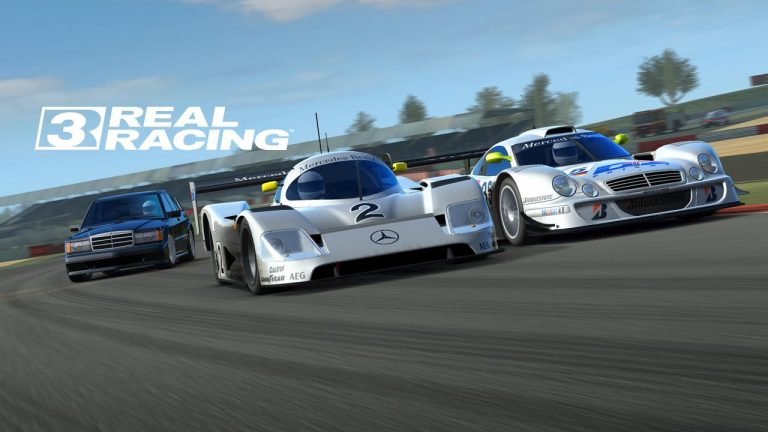 iPhone 5 shows muscle with Real Racing 3
