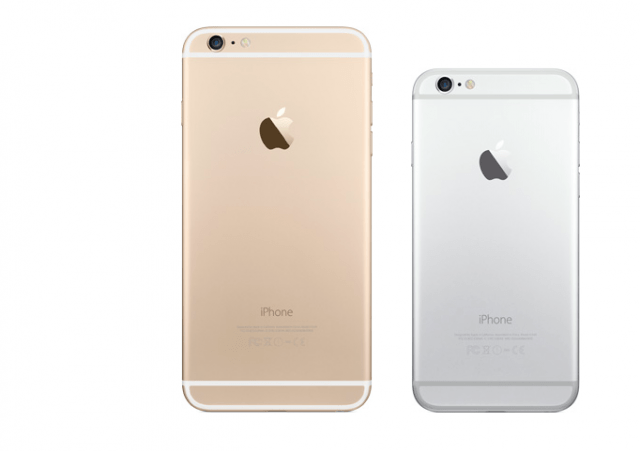 iPhone 6 vs. iPhone 6 Plus vs. 5s: Comparative at Bottom