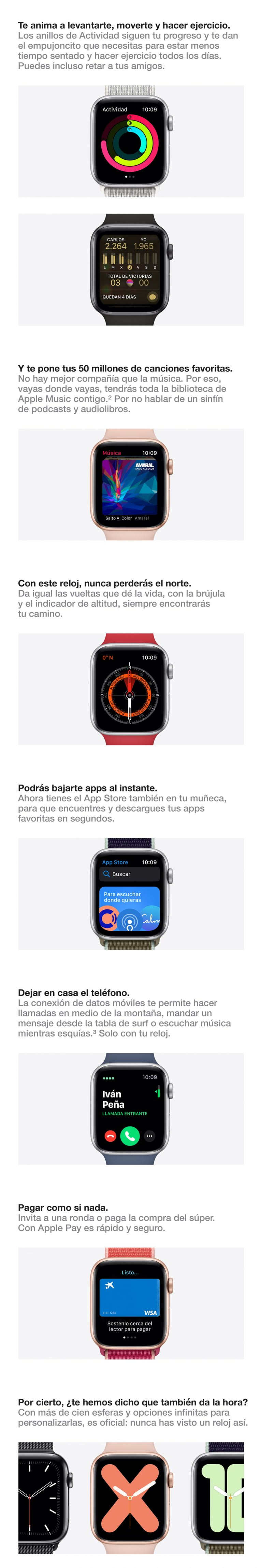 iPhone 7, Apple Watch Series 2 y AirPods: primer contacto