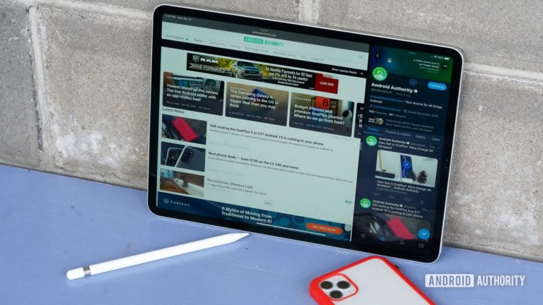 iPhone and iPad screens receive award for best of the year