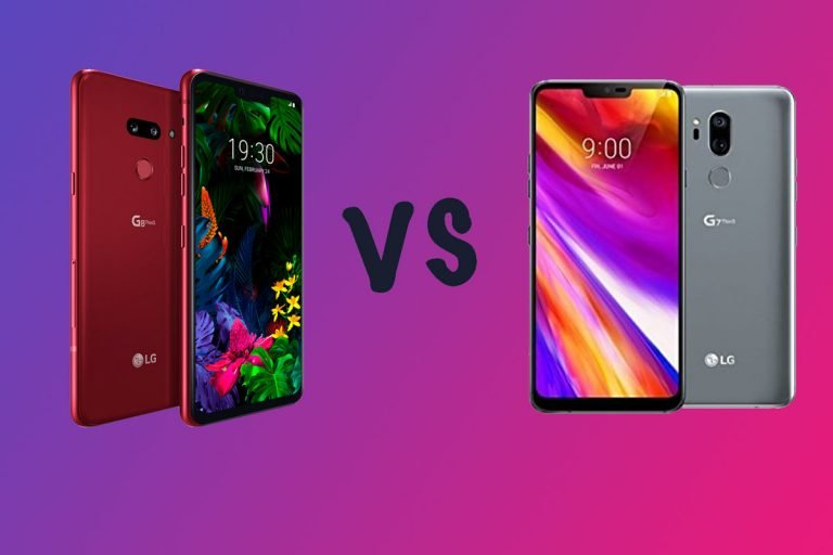 iPhone X vs LG G7 ThinQ, which is better?
